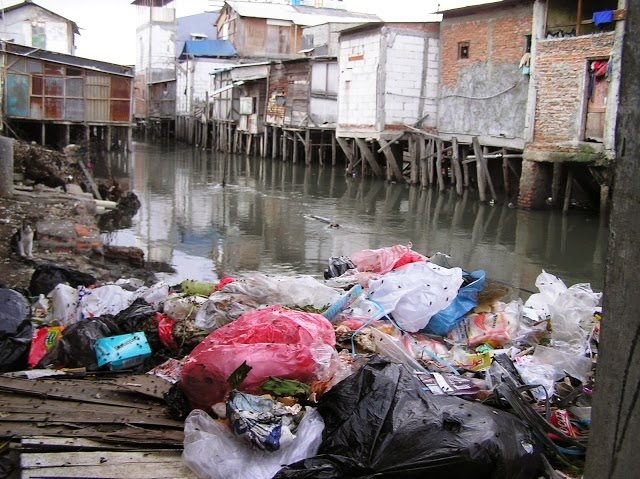 Warga Jakarta Produksi Sampah  6.500 Ton Perhari