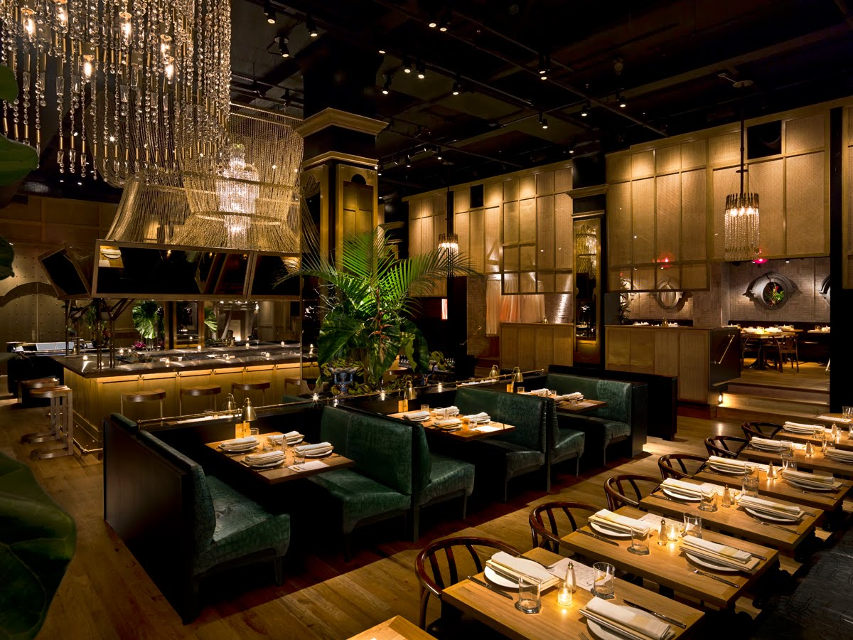 Alexandra d foster destinations perfected new york city for Design restaurants club