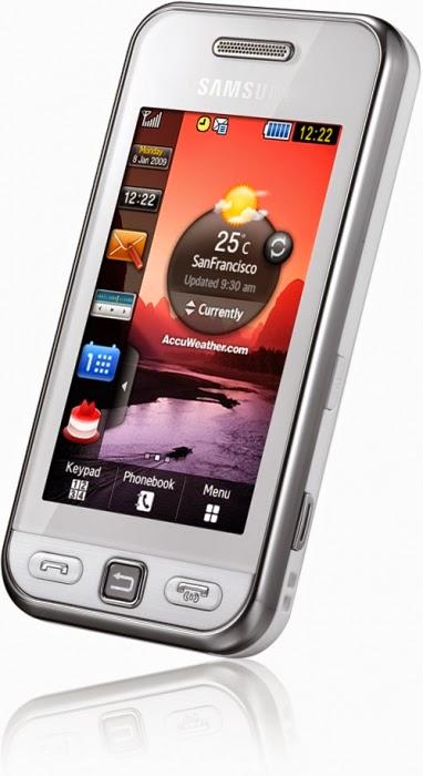 Samsung S5233S Star