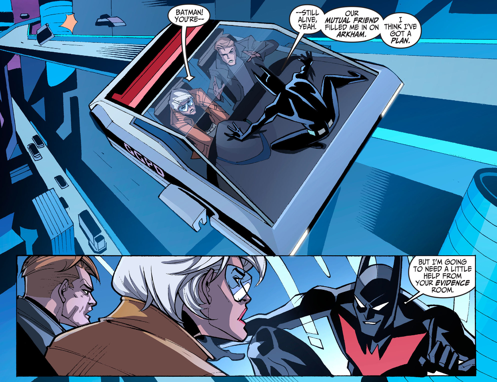 Batman Beyond 2.0 Issue #7 #7 - English 18