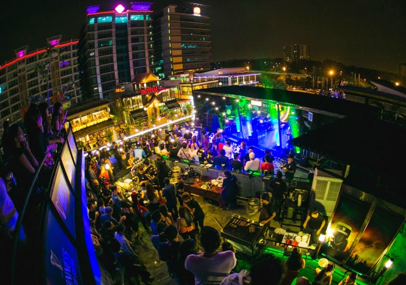 Magic!, Live Band, Dash, Tempered Mental, Nick Davis, Guinness Amplify, Music Made of More, Amplify @ Foley's Oasis, Foley's Oasis Sky Bar Ara Damansara, Oasis Ara Damansara, Guinness Amplify Finale Show, Guinness Malaysia, Guinness