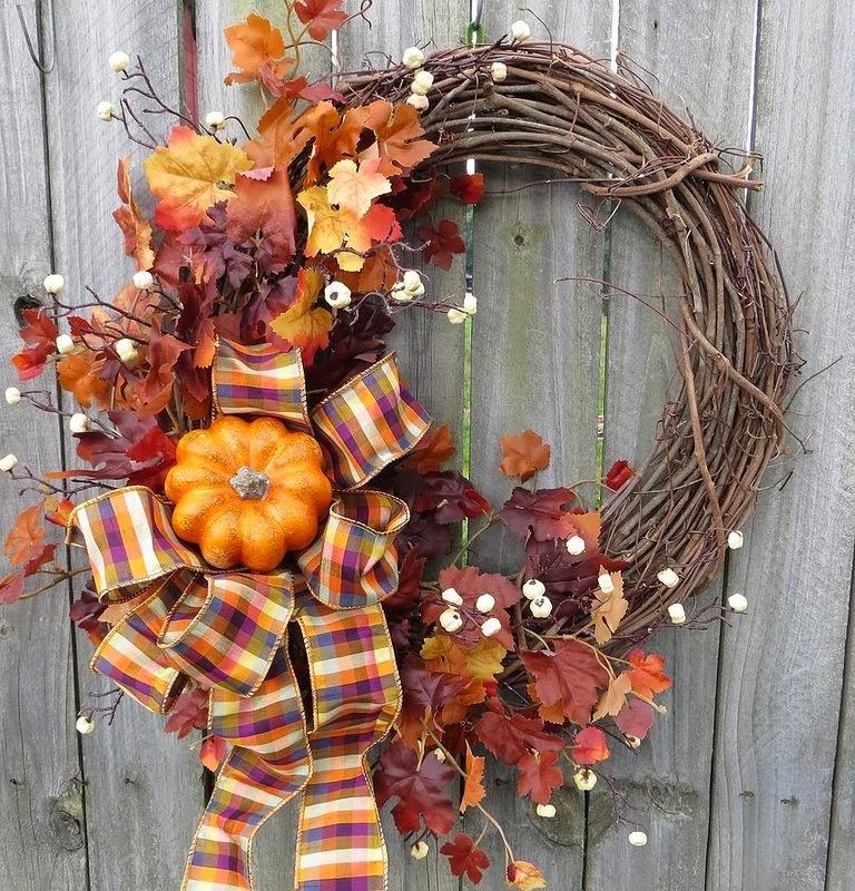 Веночек осень - Сваты - стихи, стихотворение, стишки