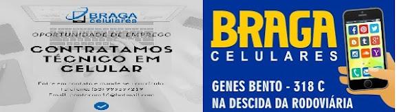 Ponto com e Braga Celulares