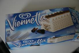 La tarta helada Contessa pasó a llamarse Vienetta
