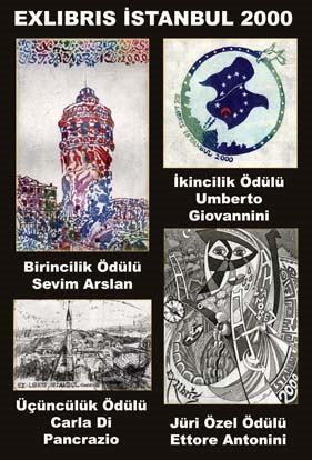 İstanbul Exlibris 2000