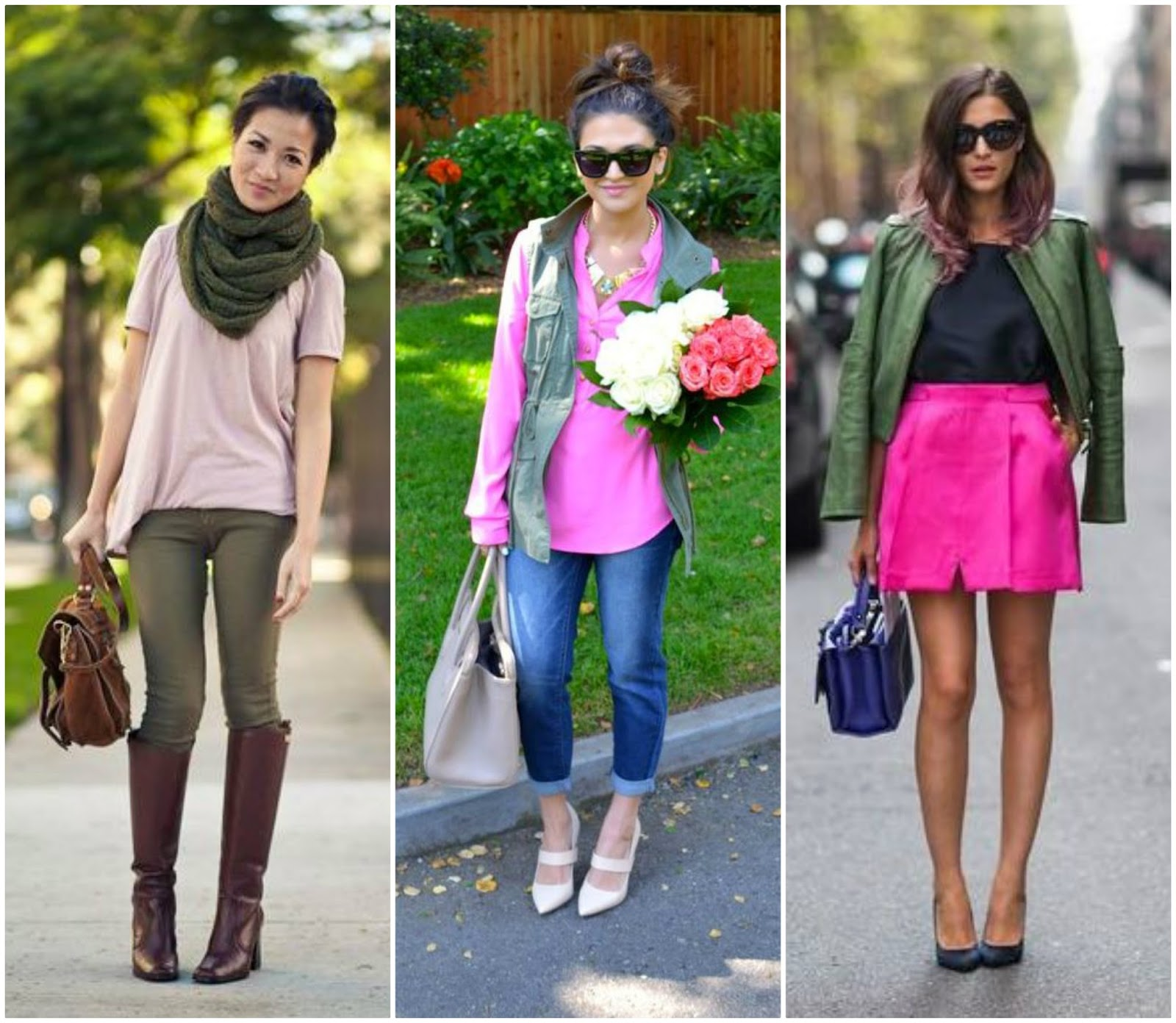 Fall for Pink | On the Daily EXPRESS