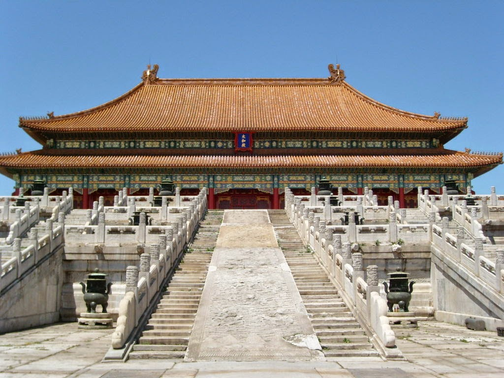 Itinerary Paket Tour Beiing China Murah Promo