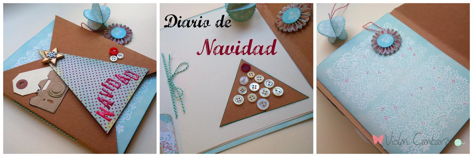 Taller, scrapbook, Granada, manualidades, Violín Cantarín