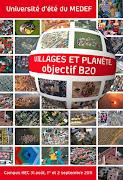 *BREF APERCU : Université d'été du MEDEF 2011* France