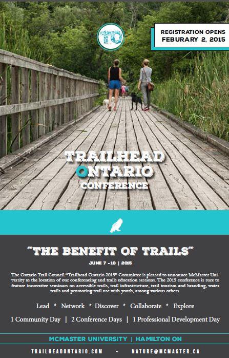 Trailhead Ontaro 2015 Poster