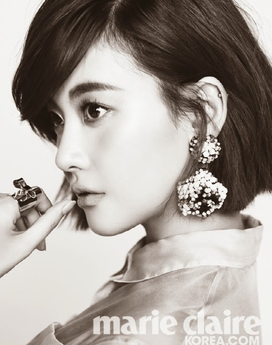 Oh Yeon Seo - Marie Claire Magazine April Issue 2014