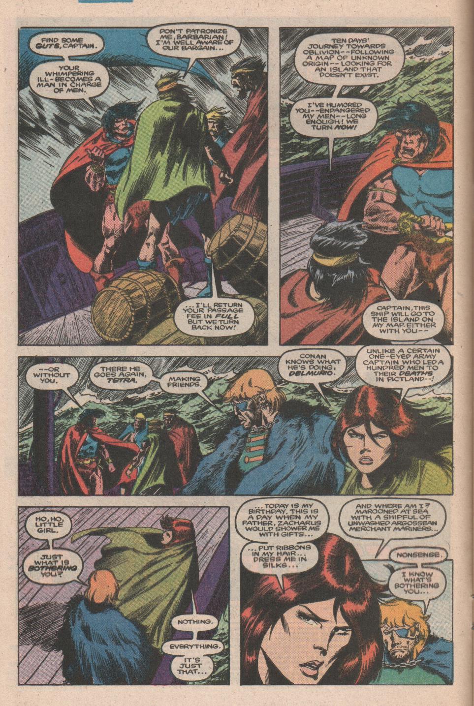 Conan the Barbarian (1970) Issue #177 #189 - English 3