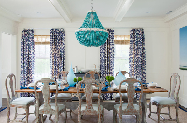 Partially Opened Back Queen Anne Chairs Are Still Used By Designers Today And Can Translate Well In A Variety Of Settings Like An Airy Dining Room