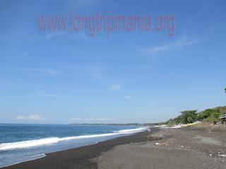 Pantai Wates Karangasem Bali