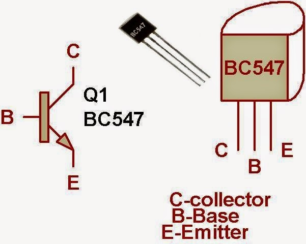 Dark Sensor using LDR on Breadboard ~ Mjk Circuits