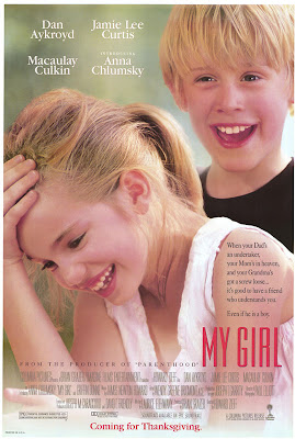 Watch My Girl 1991 BRRip Hollywood Movie Online | My Girl 1991 Hollywood Movie Poster