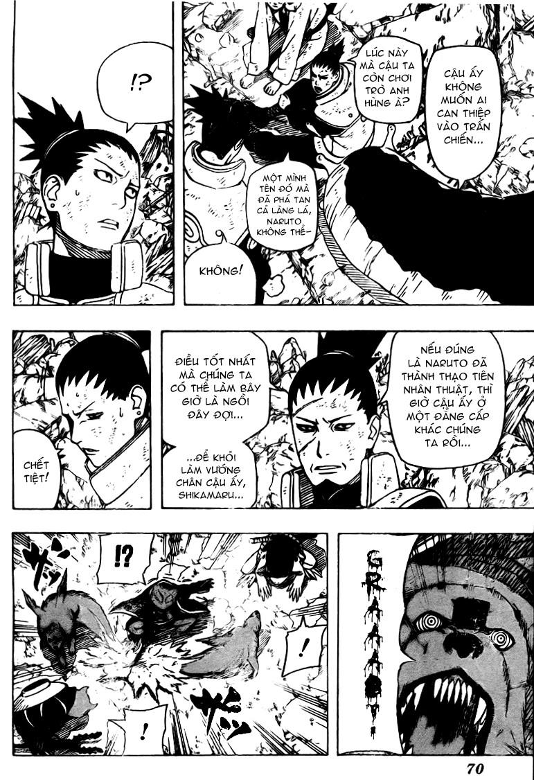 Naruto chap 432 Trang 10 - Mangak.info