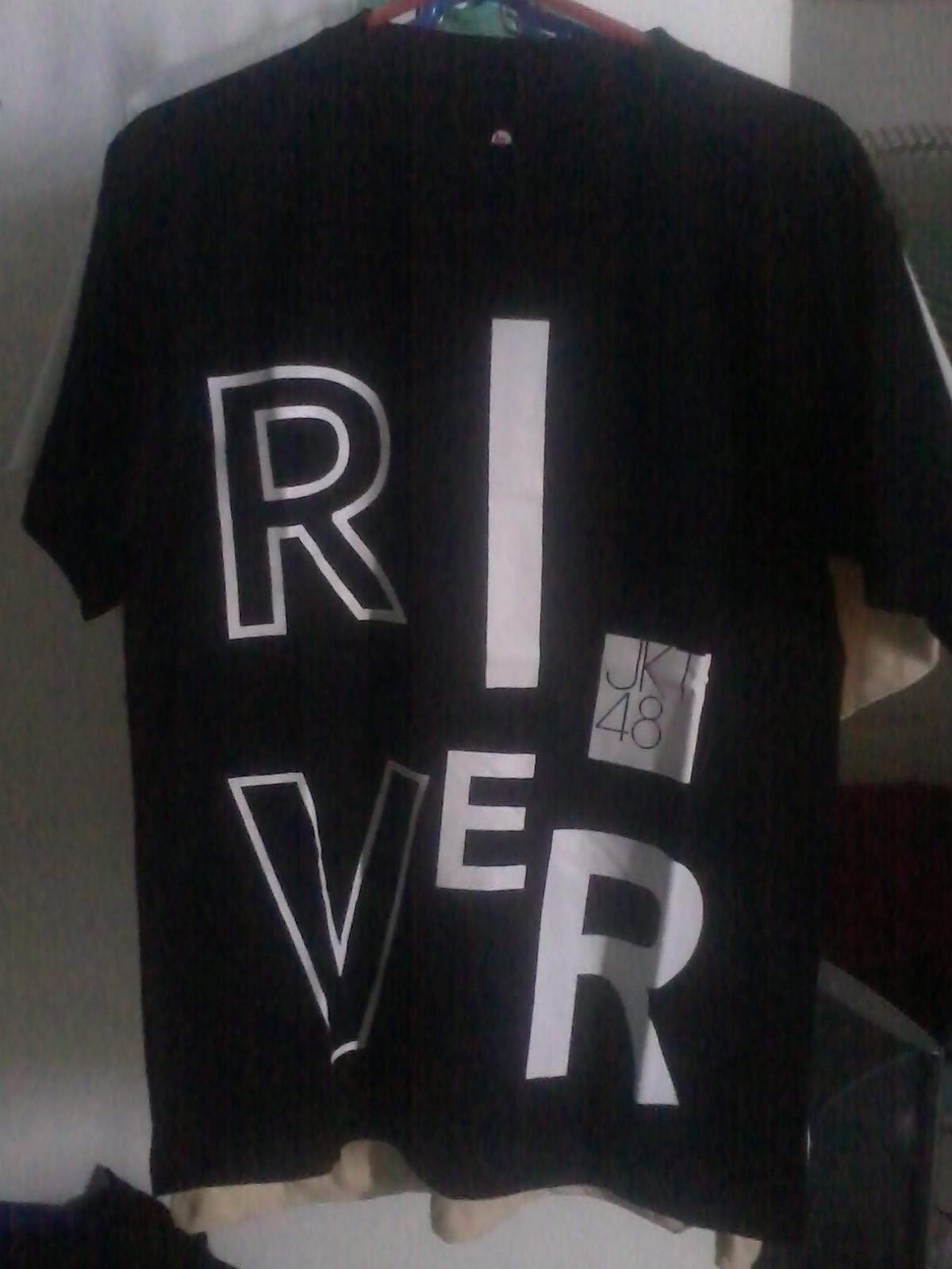 Kaos RIVER - JKT48 - Semarang