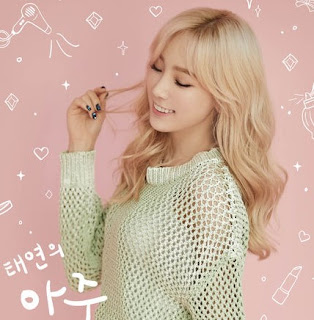 taeyeon concert set list