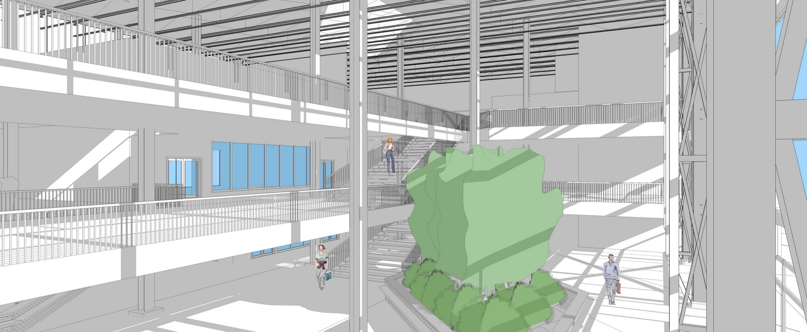 The Creative Minds Group Workshop A Multi Use Building For Drexel 39 S Master Plan