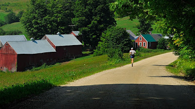 Vermont 100 race course, run, running, ultramarathon, 100, hundo