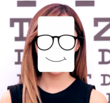 Try Glasses Frames On Your Face : WHAT TYPE OF GLASSES SUIT YOUR LOVELY FACE??