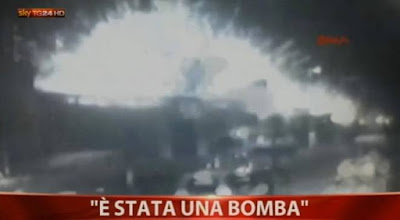 buongiornolink - Istanbul, esplosione nella metro almeno un morto. «E' stato un tubo bomba»