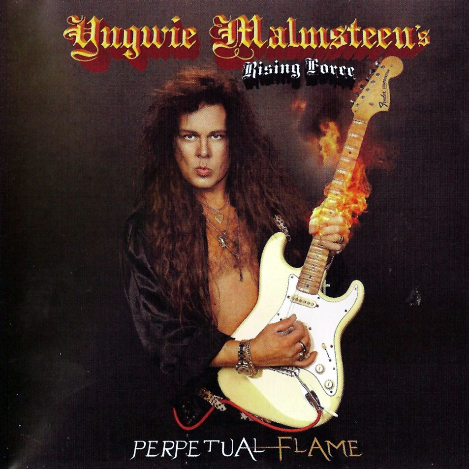 [Yngwie Malmsteen] The Best of Yngwie by Rob [Mega]