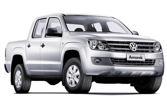 VW Amarok 2014 TrendLine Cabine Dupla