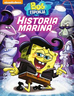 Bob Esponja (Historia marina)(2017)
