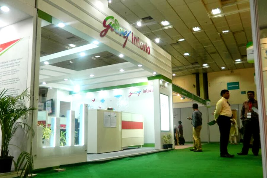 Exhibitions Stall in India