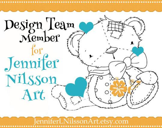 Jennifer Nilsson Art Design Team