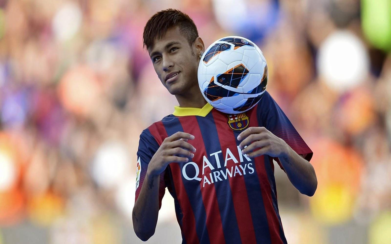 Neymar Barcelona 2015 - نيمار البرازيلي مع برشلونة