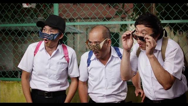 Hình ảnh phim Đại Náo Học Đường