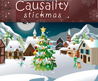 Causality Stickmas walkthrough.