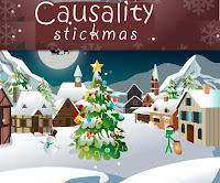 Causality Stickmas walkthrough.
