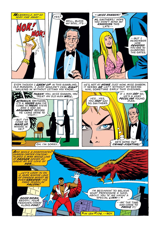 Captain America (1968) Issue #181 #95 - English 10