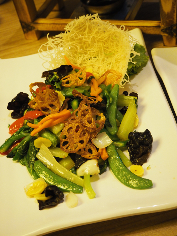 Third Place Stir Fried Assorted Vegetables Review MedTech Lunarrive Singapore Lifestyle Blog