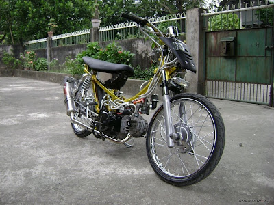 Honda Wave Alpha 100
