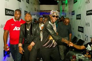 See Exclusive Celebrity Photos from Davido's Birthday