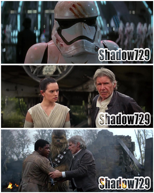 Star Wars VII- El Despertar De La Fuerza [BrRip-Dual-Mega]