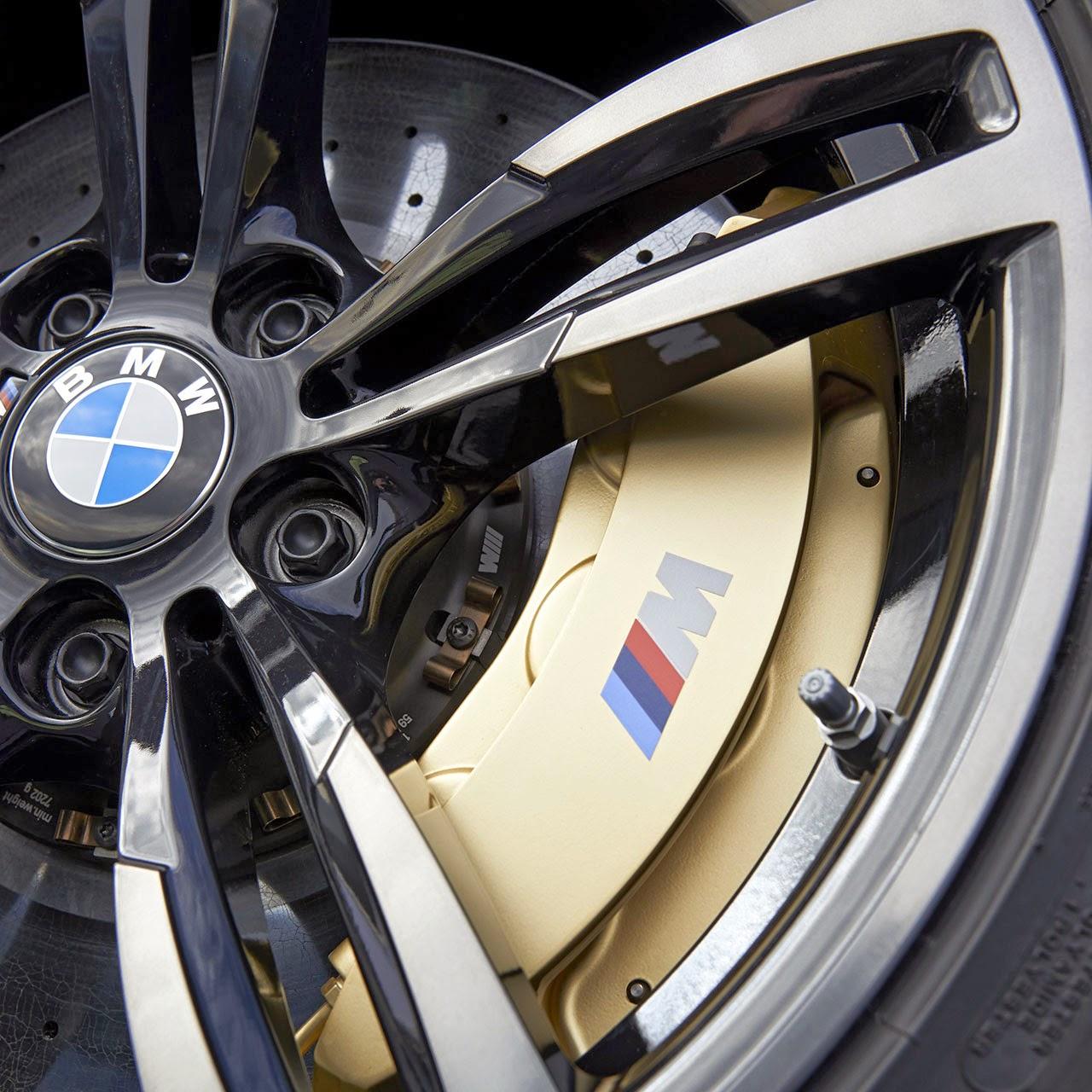 BMW M4 Convertible detail