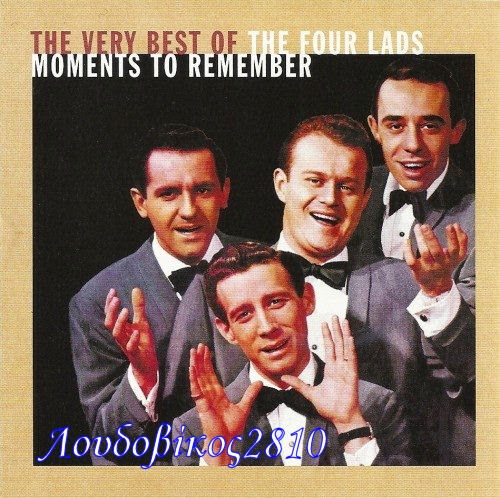 The Four Lads Moments To Rember - No Not Much!