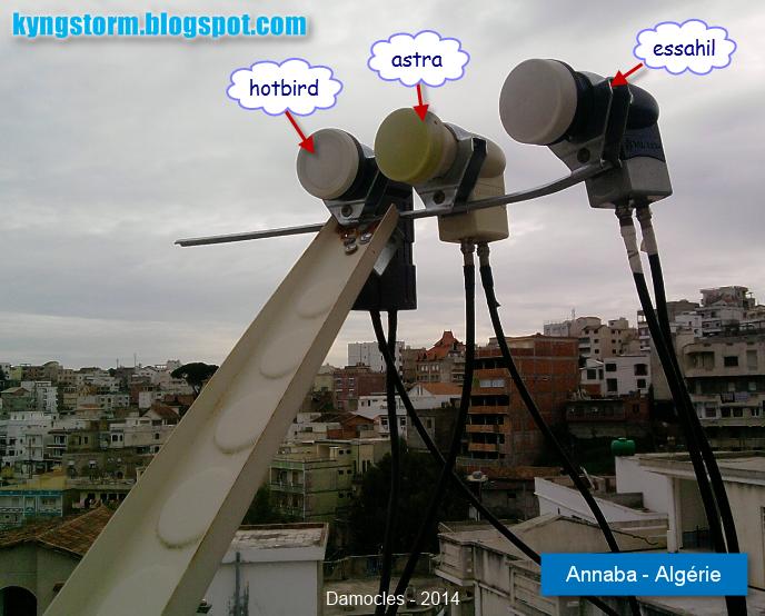 Kyngland comment capter le nouveau satellite eutelsat - Liste des chaines satellite astra 19 2 est ...