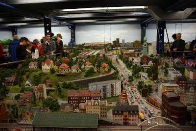 6 Miniatur Kereta Api Terbesar Di Dunia Wunderland Hamburg Germany