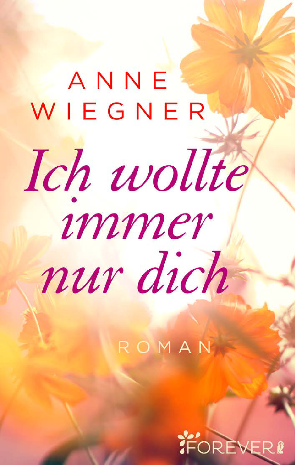 Ich wollte immer nur dich - Anne Wiegner