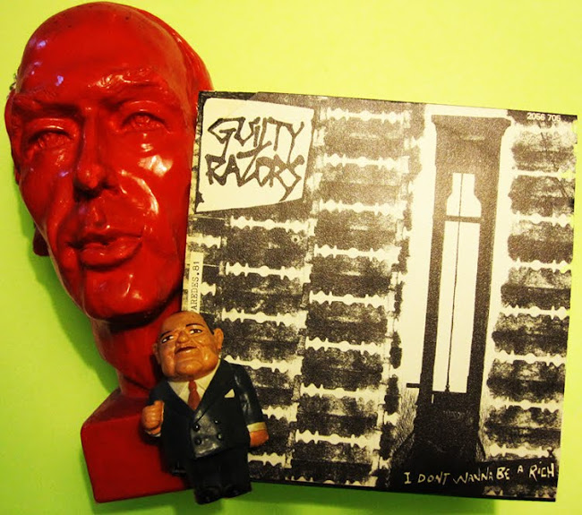 Guilty Razors - Provocate - 1978 i don't wanna be a rich Polydor records punk France
