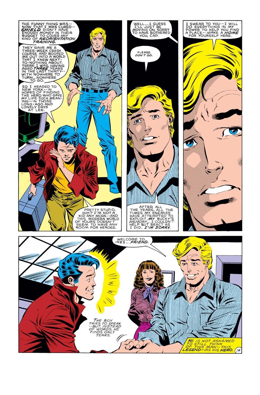 Captain America (1968) Issue #281 #197 - English 15