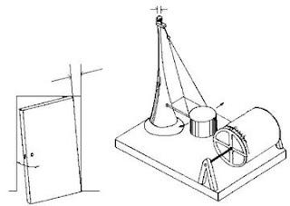 Sismografo horizontal