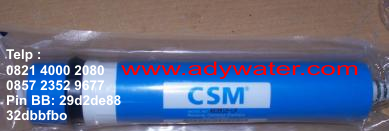 Harga Membran Filter RO - Jual Membran Ro